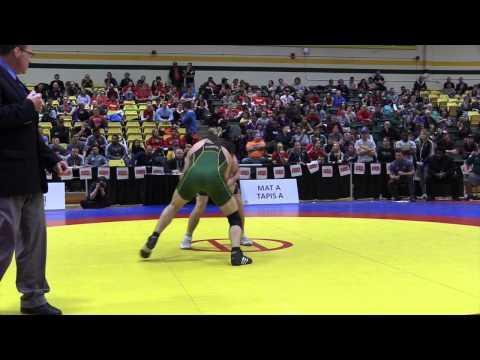 2015 CIS Championships: 61 kg Final Jason Buckle vs. Michael Asselstine