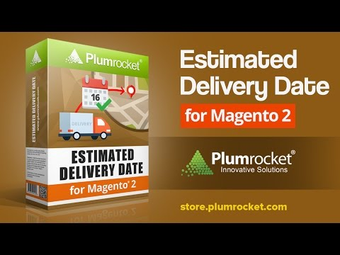 Magento 2 Estimated Delivery Date Extension Overview
