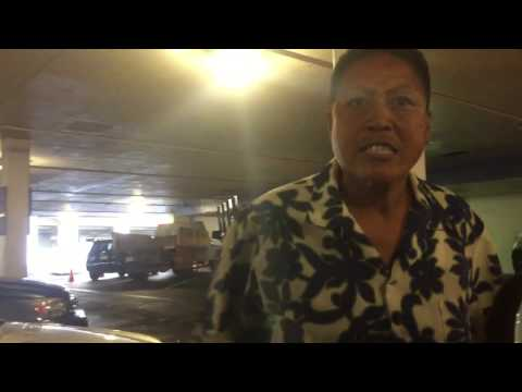 Assault at Bank of Hawaii - Ala Moana Mall - by Elite Parking lot attendent