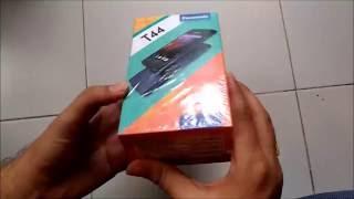 Panasonic T44 unboxing and specs details