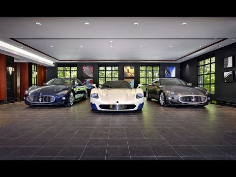 Car Garage Cabinets Designs Ideas - Youtube