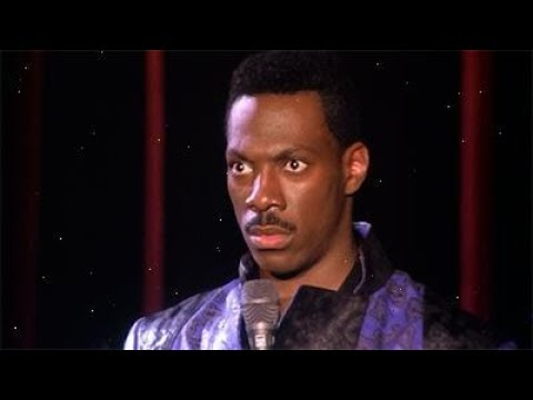 Eddie Murphy Raw 1987 Show Comedy Stand Up