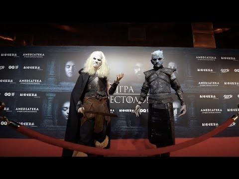 Российская премьера | Игра Престолов 6 сезон | Эпизоды 63