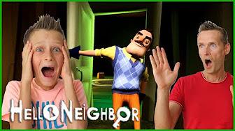 Hello Neighbor Ronaldomg Act 3