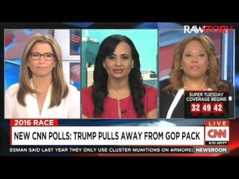 Tara Setmayer rips Trump surrogate: 'Katrina Pierson is one of the blacks he likes'