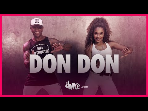 Don Don – Daddy Yankee, Anuel AA & Kendo Kaponi | FitDance (Coreografia) | Dance Video