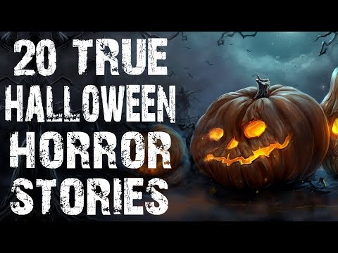 20 TRUE Dark & Terrifying Halloween Horror Stories To Creep You Out! | (Scary Stories)