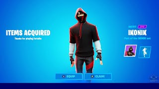 How To Get Tнe IKONIK SKIN In FORTNITE Chapter 2 For FREE!