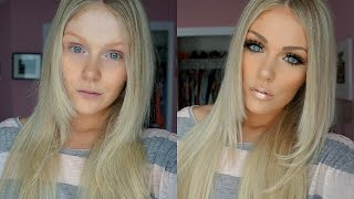 Drugstore Foundation Routine | Full Coverage Flawless Skin