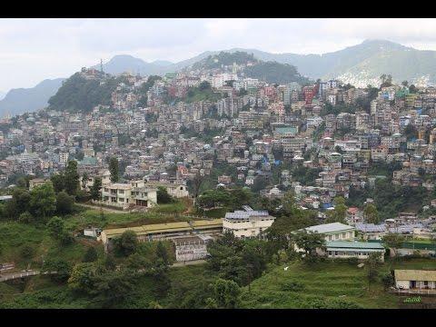 Travel to Aizawl city: During monsoon season