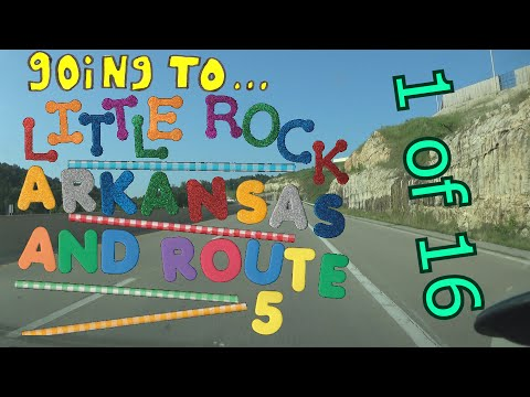 Little Rock & Route 5 | 1 of 16 | Eldon to Lebanon