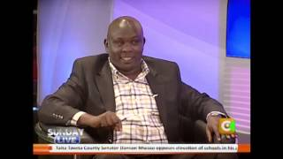Sunday Interview  with Stanley Kamau - Ahadi Trust CEO