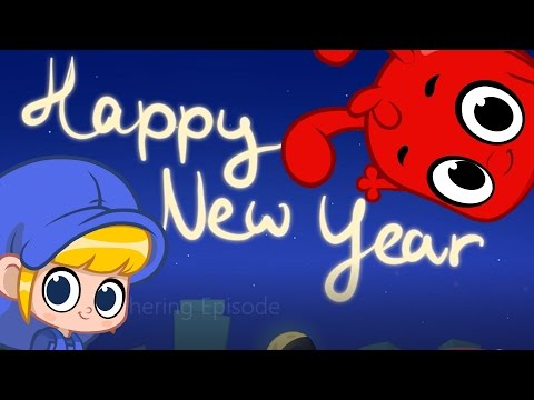 Thumbnail: Happy New Year Cartoon For Kids - With Morphle