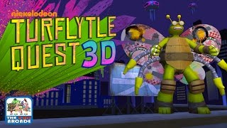TurFlytle Quest 3D - Glide Around and Protect New York as Mikey (Nickelodeon Games)