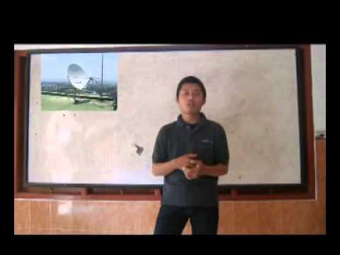 The Explanation of VSAT - English Presentation