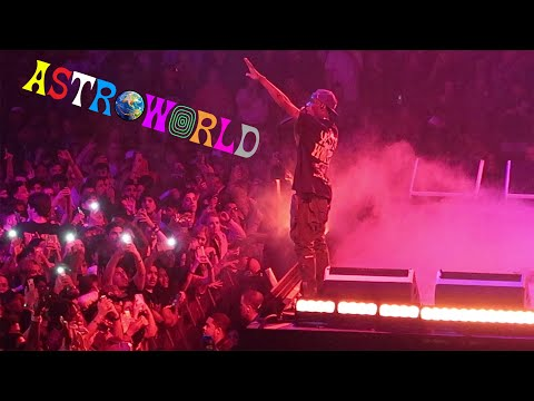 This Is What Travis Scott's Astroworld Tour Is Really Like! - Houston TX ( Full Concert) Mp3