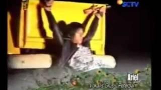 Behind scene Walau Habis Terang Peterpan new video clip ei gits band MP3