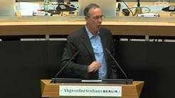 """31. Sitzung - Harald Wolf - Kurzintervention zu """"Keine Hinterzimmer-Deals mit Stromkonzernen"""""""