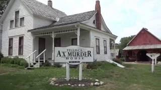 Villisca Axe Murder House Tour