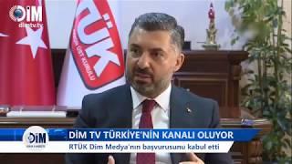 DİM TV TÜRKİYE'NİN KANALI OLUYOR - HABERLER
