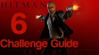 Hitman: Absolution - Challenge Guide Mission 3b - Terminus - Suit Only, Do Not Disturb, Infiltrator