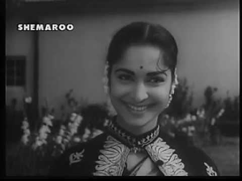 KHOYA KHOYA CHAND -RAFI -SHAILENDRA -S D BURMAN - KALA BAZAR (1960)