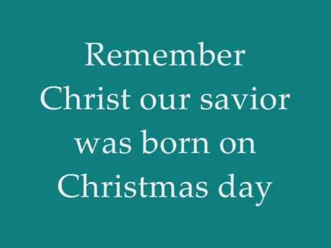 Rascal Flatts- God Rest ye Merry Gentlemen Lyrics