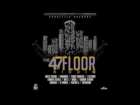 Chris Martin - Black Board - 47th Floor Riddim - Sep 2017