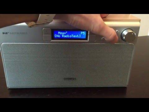 Radio DAB+ Philips AE5220
