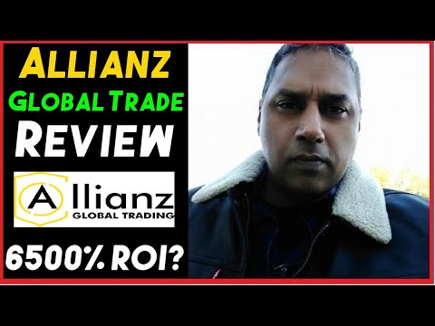 Allianz Global Trade Review | Legit 6500% ROI or Scam? | Allianzgt.com | Comp Plan | Passive HYIP