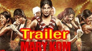 Gritty Priyanka Chopra Uncovers the Real 'Mary Kom': Trailer | Hot Hindi Cinema News | First Look