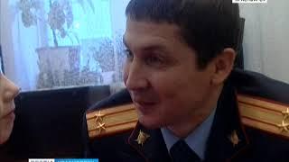 Красноярский Следственный комитет устроил благотворительную акцию