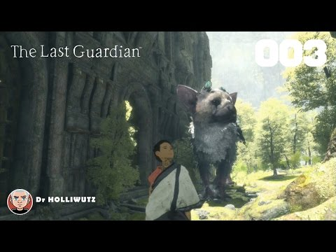 The Last Guardian #003 - Trico frisst mich!? [PS4] Let's play The Last Guardian