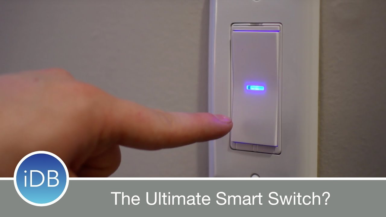 Review Idevices Homekit Wall Switch Is Flipping Fantastic Youtube How To Wire A Triple Rocker Electrical Infobarrel