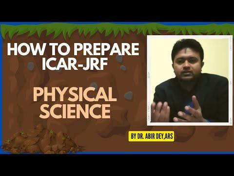 Meet ICAR-JRF 1st SRF 1st & ARS 2nd Ranker of Soil Science ,Dr. Abir Dey, Scientist at IARI,