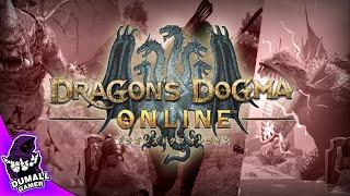 🔴 DRAGON'S DOGMA JAPONÊS - BOSS FODASTICO LUTA COMPLETA [720p60]