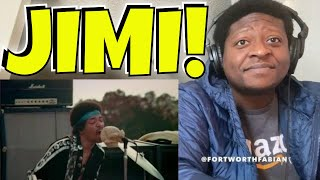 The Jimi Hendrix Experience - Voodoo Child (Slight Return) (Live In Maui, 1970) REACTION