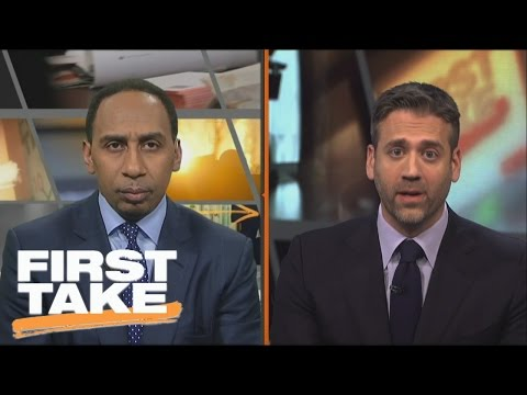 Floyd Mayweather Wouldn't Knock Out Conor McGregor... Agree? | First Take | March 16, 2017
