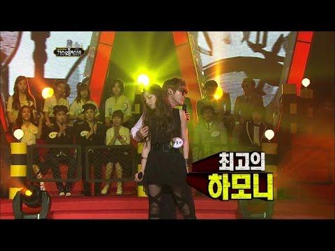 [2015.12.18] 휘성(Wheesung)&에일리(Ailee) 빽투스쿨:데뷔전-서울(금)9 하얀나비(with아버지) from YouTube · Duration:  5 minutes 10 seconds