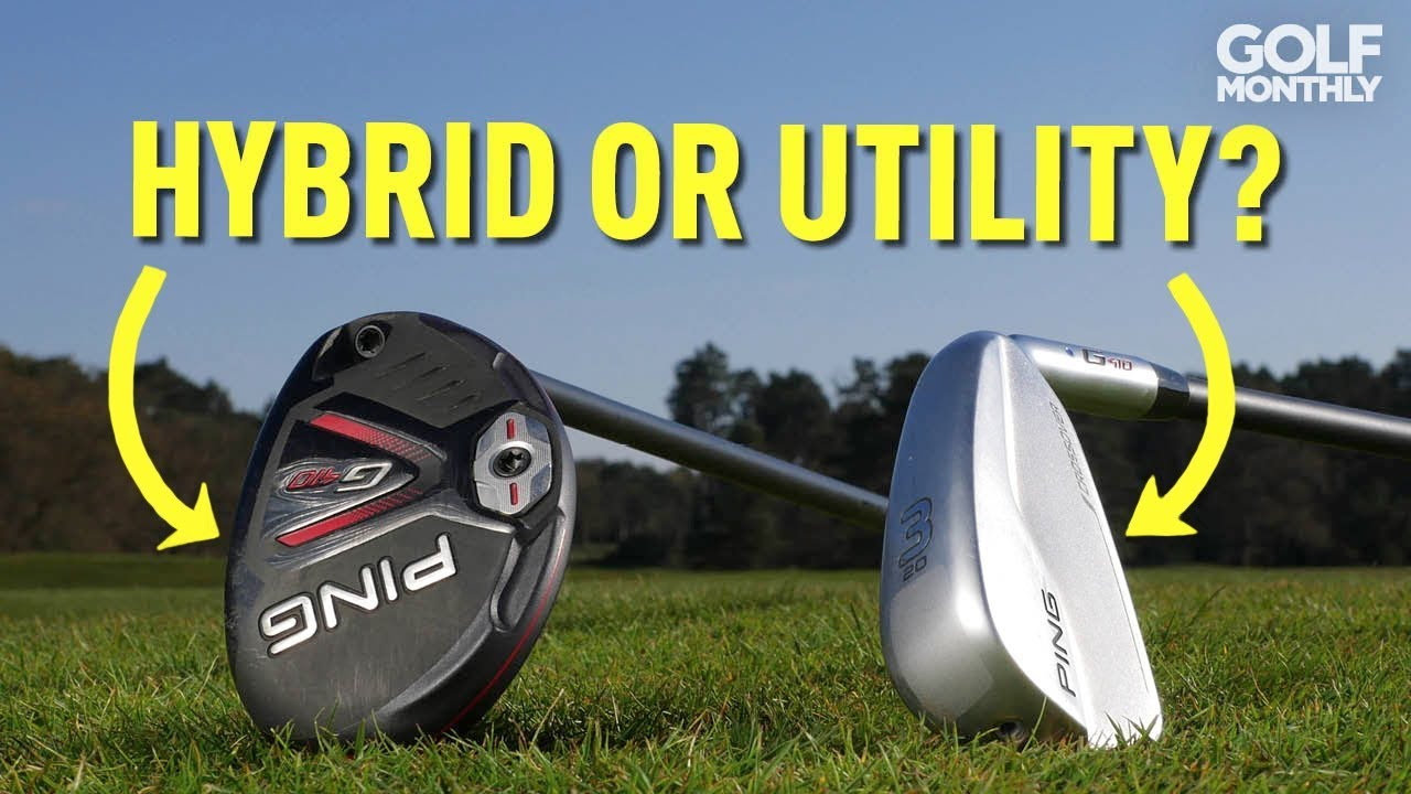 Should You Use A Hybrid Or Utility Iron Golf Monthly