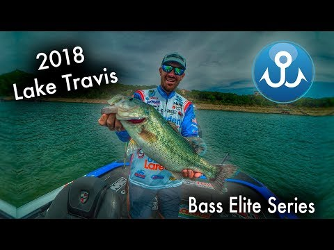 2018 Toyota Bassmaster Elite Texas Fest 2nd Place | Wheeler Fishing Episode 11
