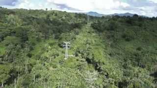 EXAMEN DRONE LIGNE HTB/HTA ELECTRICITE DE MAYOTTE by GIMBALL - PROD
