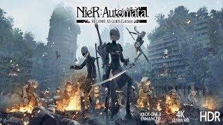 NieR Automata Xbox One X Review - Glory to Mankind