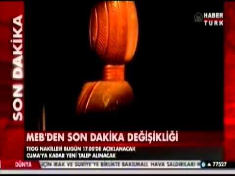 TİLLO IŞIK HADİSESİ  /  HABERTÜRK
