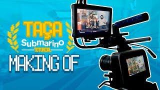 Vídeo - Taça Submarino Totorial | Making Of