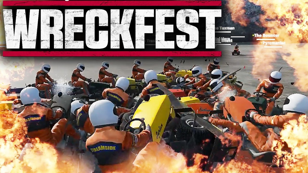 Next Car Game Wreckfest Instant Gaming