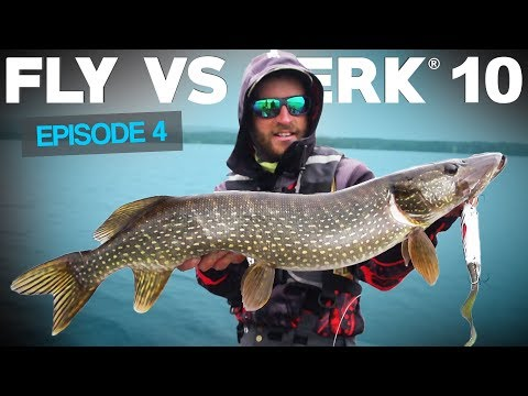 FLY VS JERK 10 - Ep. 4 - Lake Day (with German, French & Polish subtitles)