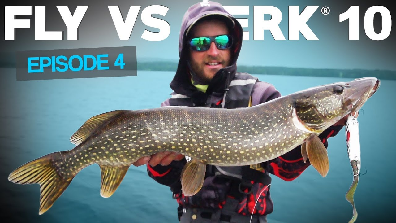 Download FLY VS JERK 10 - Ep. 4 - Lake Day (with German, French & Polish subtitles)