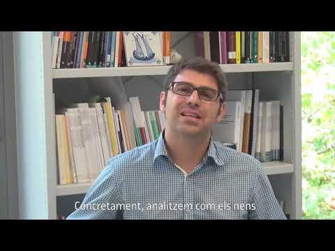 Els grups de recerca als Estudis de Psicologia i Ciències de l'Educació - GRECIL
