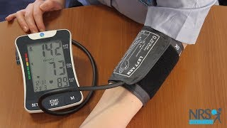 Upper Arm Blood Pressure Monitor Review